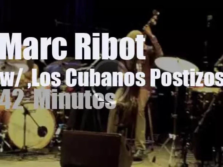 Marc Ribot takes Los Cubanos Postizos to Amsterdam (2012)