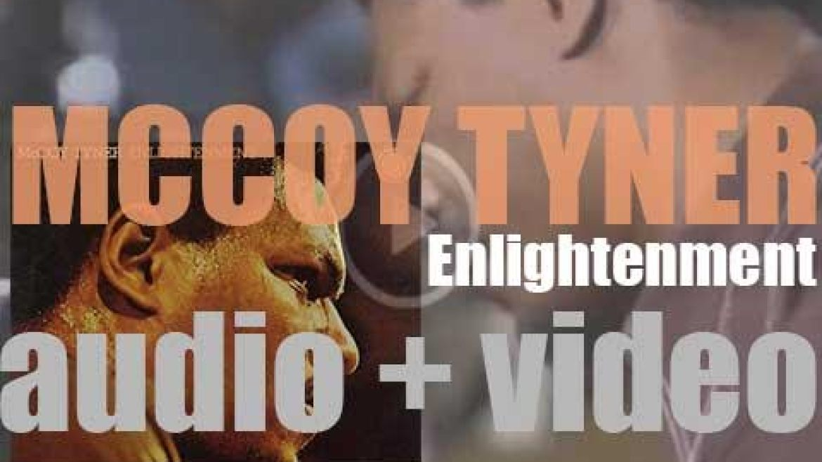 McCoy Tyner records 'Enlightenment' live at the Montreux Jazz Festival (1973)
