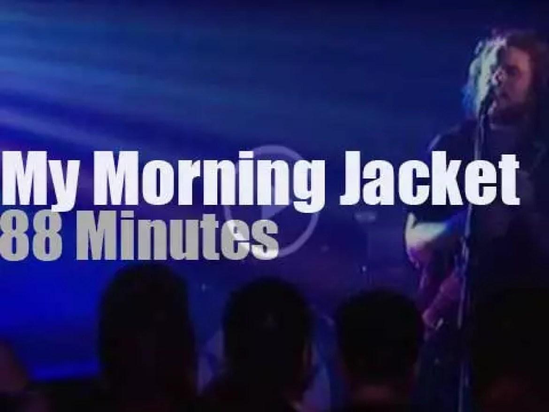 """Rockpalast"" tapes My Morning Jacket (2008)"