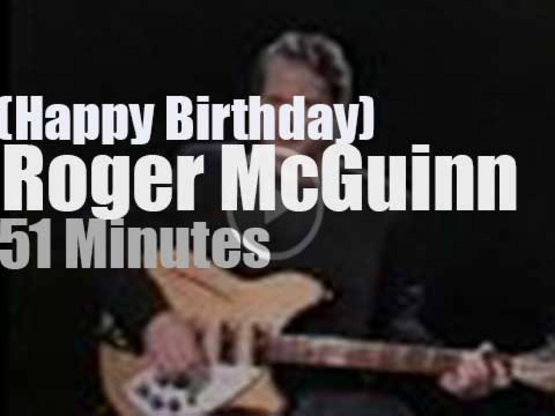 Happy Birthday Roger McGuinn
