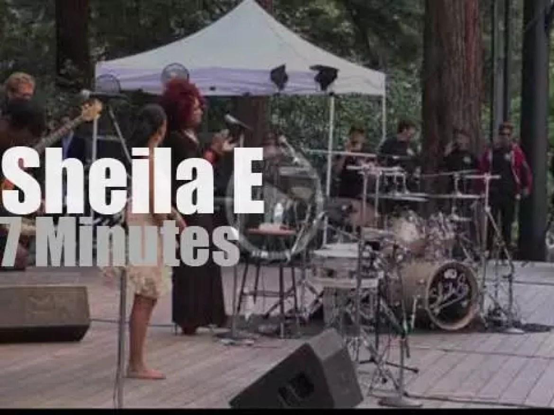Sheila E is in California (2012)