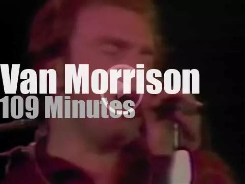 Van Morrison rocks the Orphanage (1974)