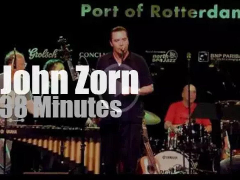 John Zorn celebrates his 60th birthday at North Sea Jazz (2013)