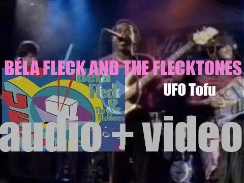 Warner Bros. publish 'UFO Tofu,' Béla Fleck & the Flecktones' third album (1992)