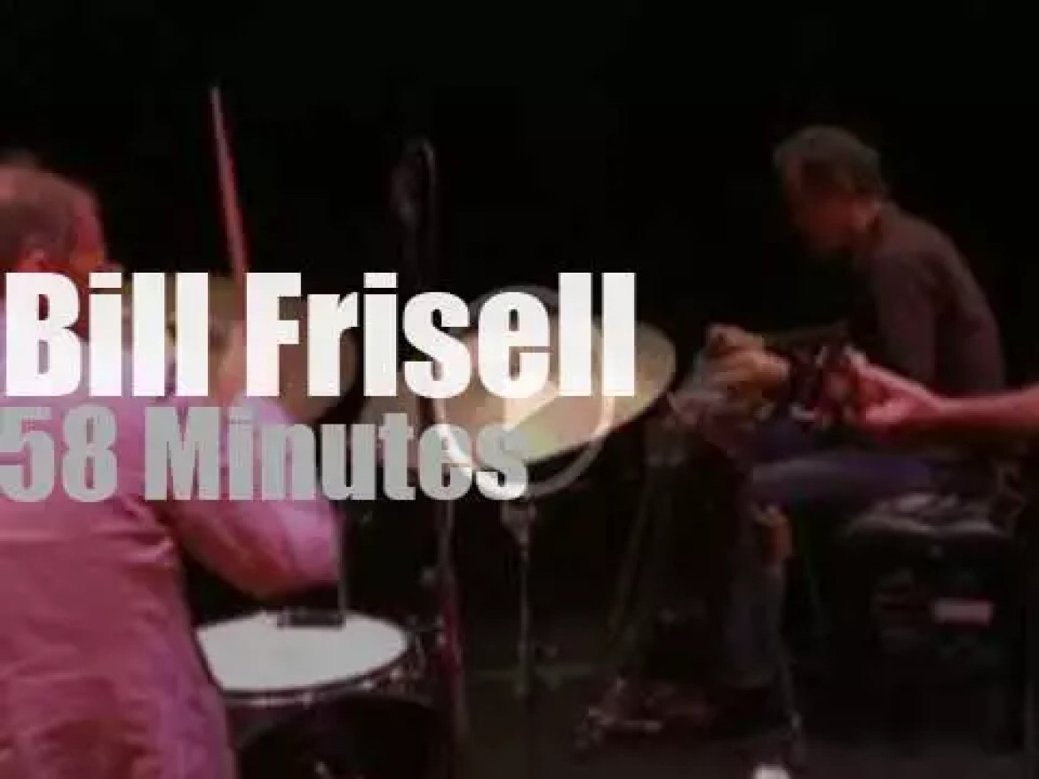 Bill Frisell covers The Beatles in Paris (2012)