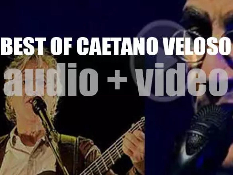 Feliz Aniversário Caetano Veloso. 'Sozinho em Bossa'