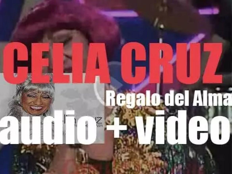 Sony release Celia Cruz' last studio album  : 'Regalo del Alma' (2003)