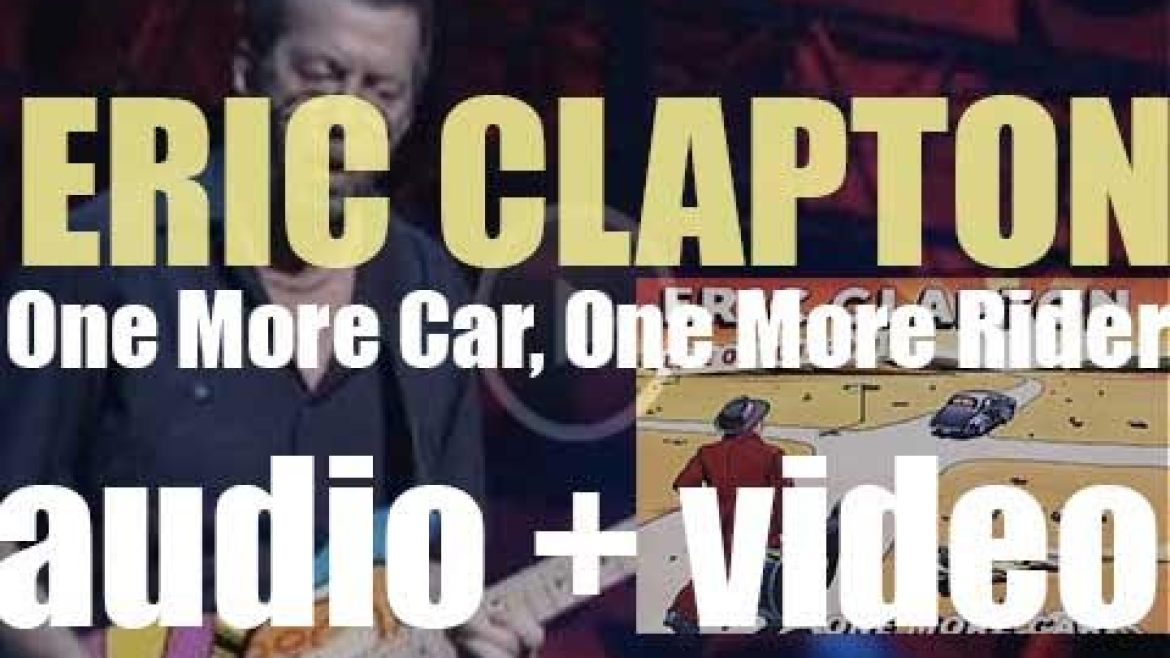 Eric Clapton records 'One More Car, One More Rider,' live at the Staples Center in Los Angeles (2001)
