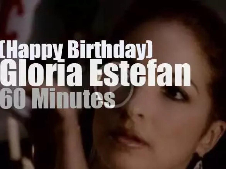 Happy Birthday Gloria Estefan
