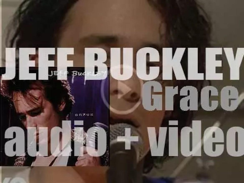 Columbia.publish Jeff Buckley's 'Grace,' his only complete studio album (1994)
