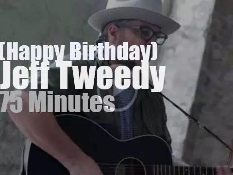 Happy Birthday Jeff Tweedy