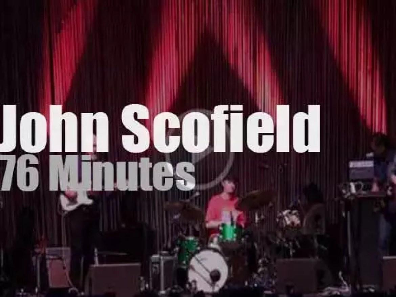 John Scofield takes the Uberjam Band to Colorado (2013)