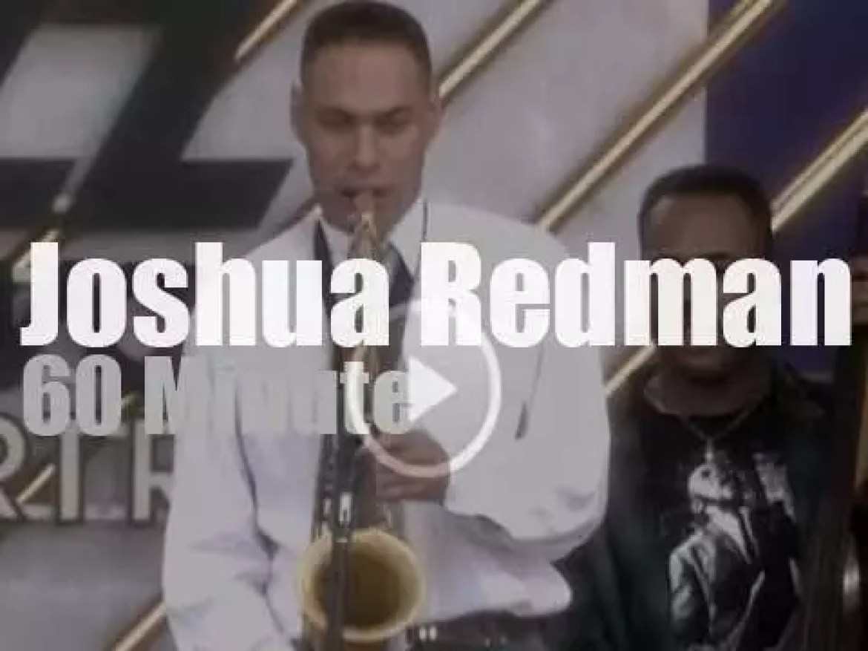 Joshua Redman plays at Newport Jazz (1993)