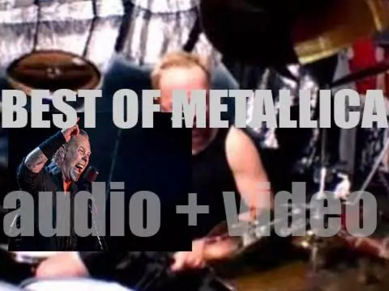 As we wish Happy Birthday to James Hetfield, we celebrate 'Metallica At Their Best'
