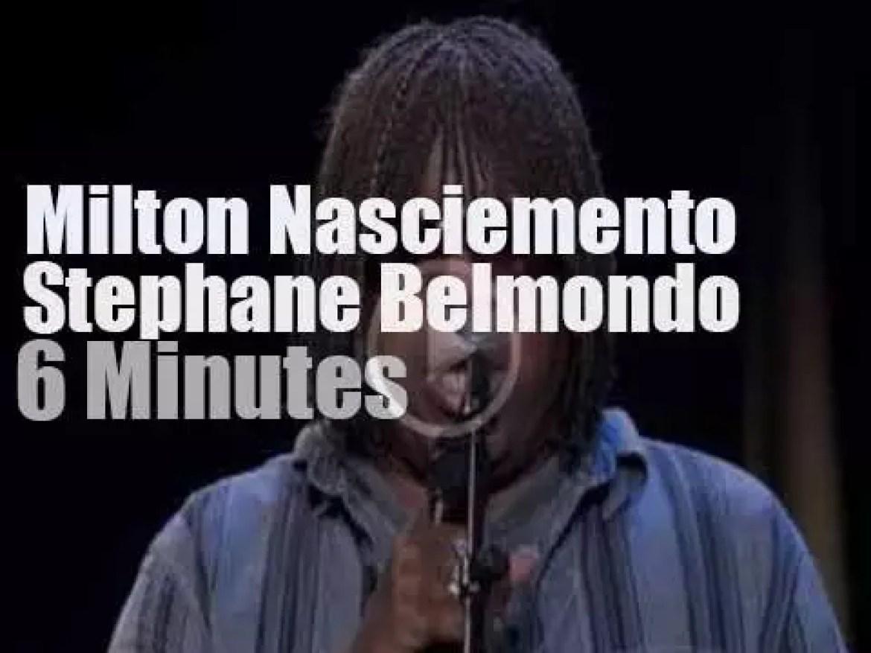 Milton Nascimento meets  Stéphane Belmondo  (2009)