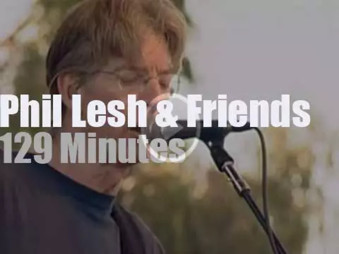 Phil Lesh takes his Friends to San Francisco (2008)