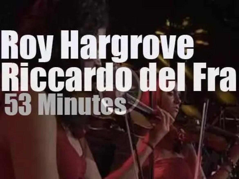 Roy Hargrove & Riccardo del Fra celebrate Chet Baker  (2011)