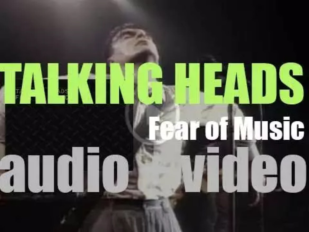 Talking Heads release their third album : 'Fear of Music,' produced with Brian Eno and featuring 'Life During Wartime' (1979)