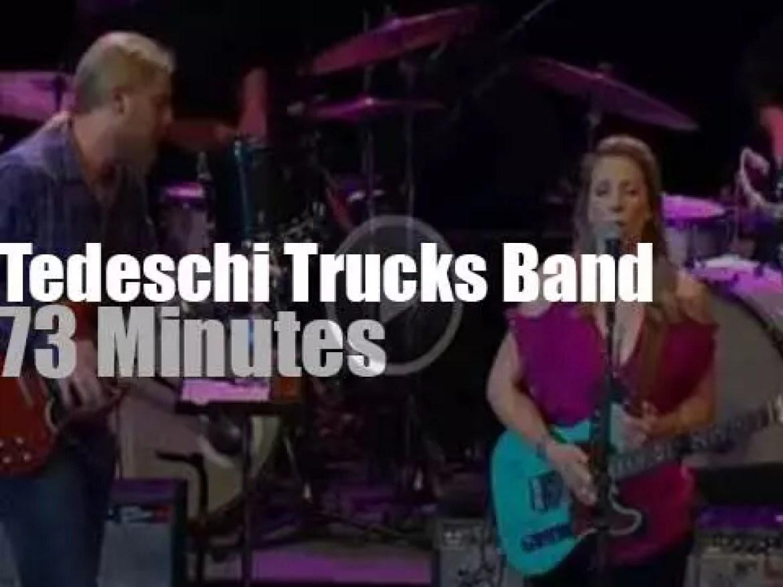 Tedeschi Trucks Band visits Colorado (2012)