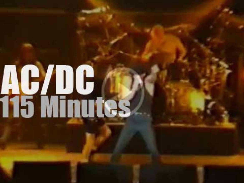 AC/DC serenade Dortmund (1991)
