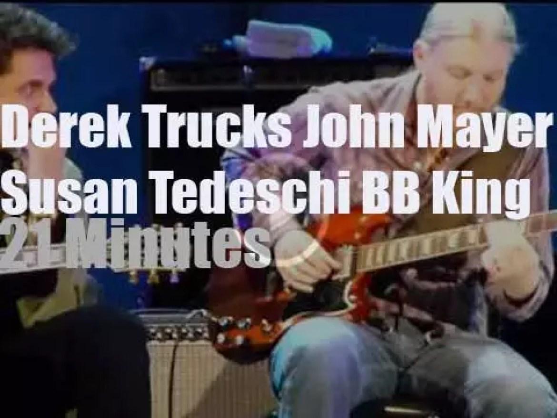 Susan, Derek & John join BB on his LA finale (2012)