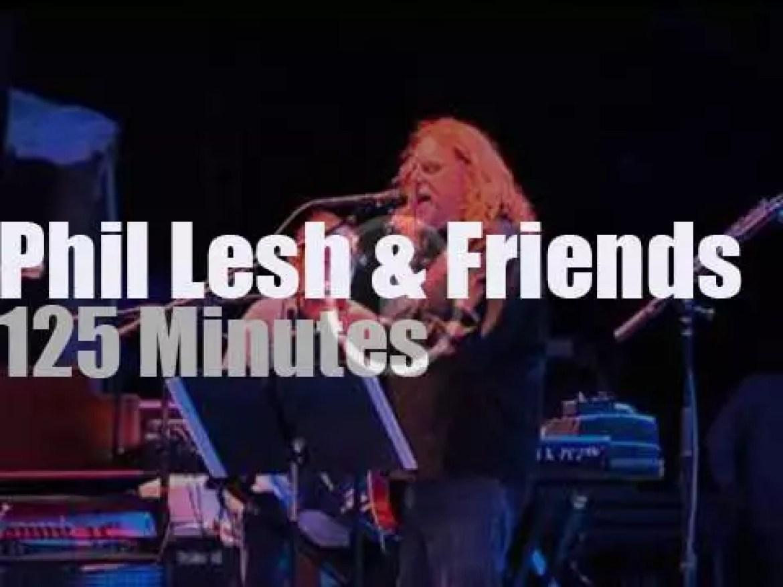 Carlos, Derek, Warren are among Phil Lesh's Friends (2015)