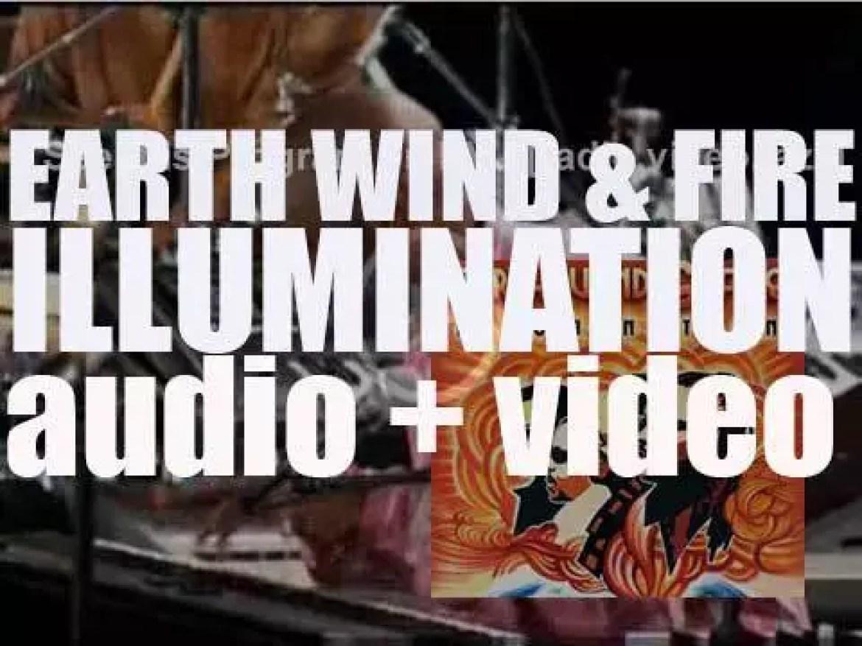 Earth, Wind & Fire release 'Illumination,' their nineteenth album (2005)