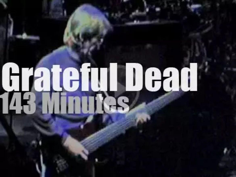 Grateful Dead work the Garden (1993)