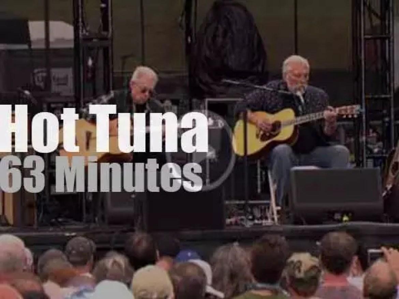 Hot Tuna play the blues (2015)