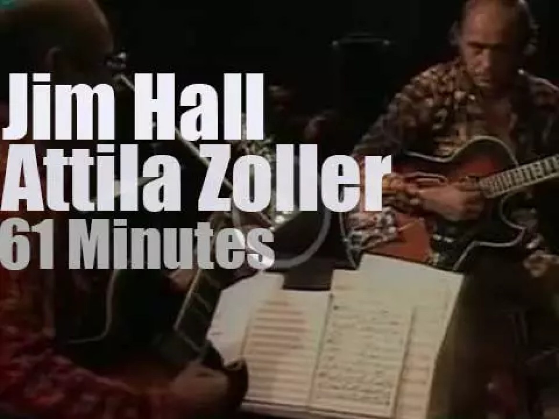 Jim Hall meets Attila Zoller (1973)