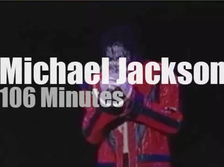 Michael Jackson teaches 'History'  in  Bucharest (1996)
