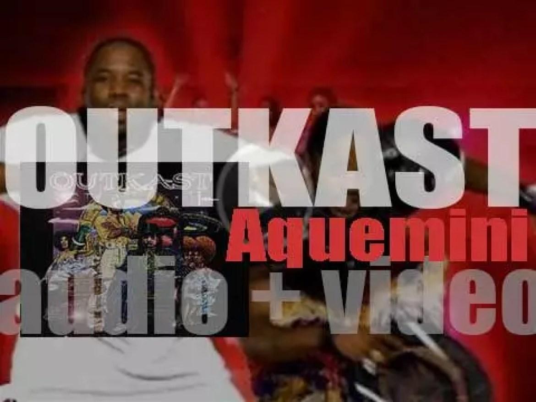 Outkast release 'Aquemini,' their third album featuring 'Rosa Parks' (1998)