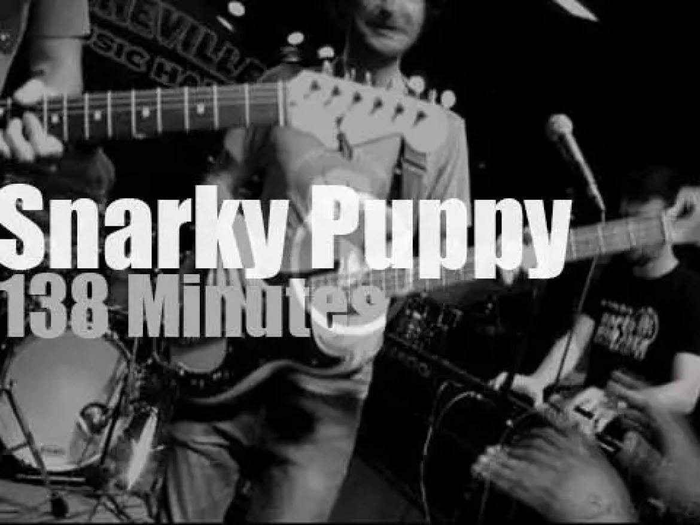 Snarky Puppy play in North Carolina (2013)