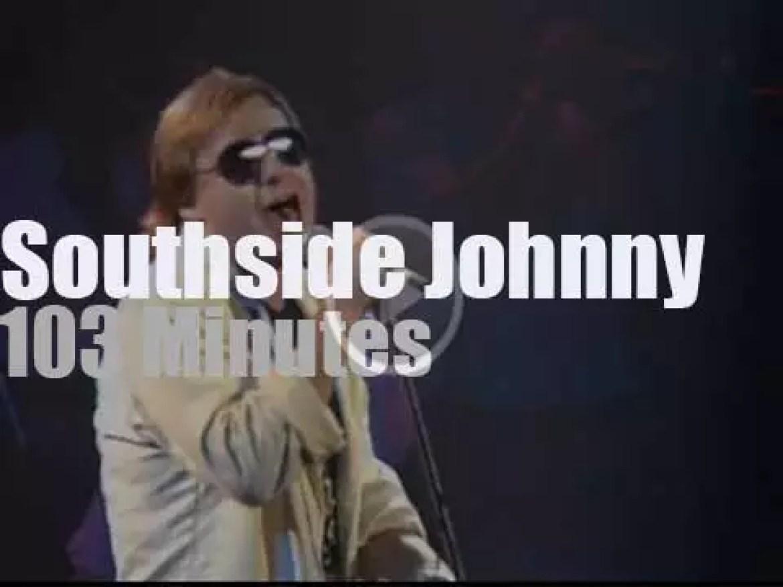 Southside Johnny takes the Asbury Jukes to Passaic (1985)