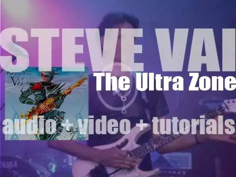 Epic publish Steve Vai's 'The Ultra Zone' (1999)