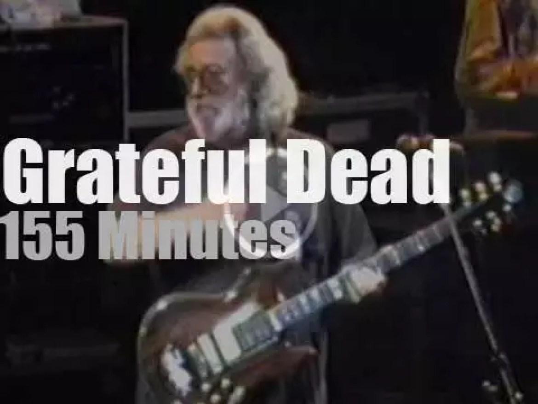 The Grateful Dead enchant the Garden (1991)