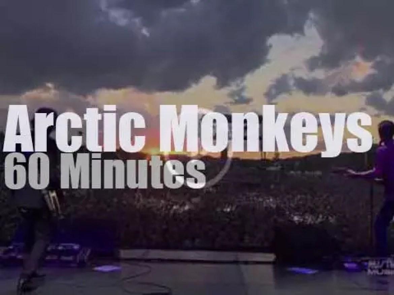 'Austin City Limits' films Arctic Monkeys (2013)