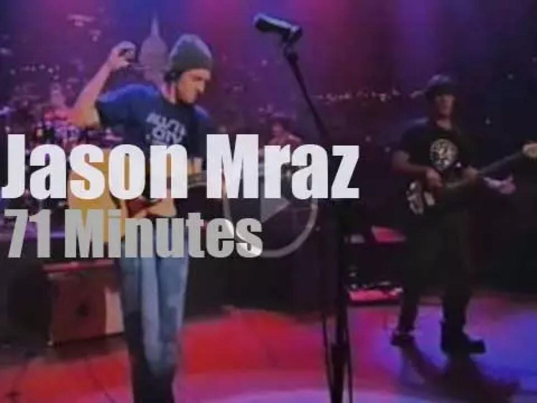 'Austin City Limits' tape Jason Mraz  (2003)