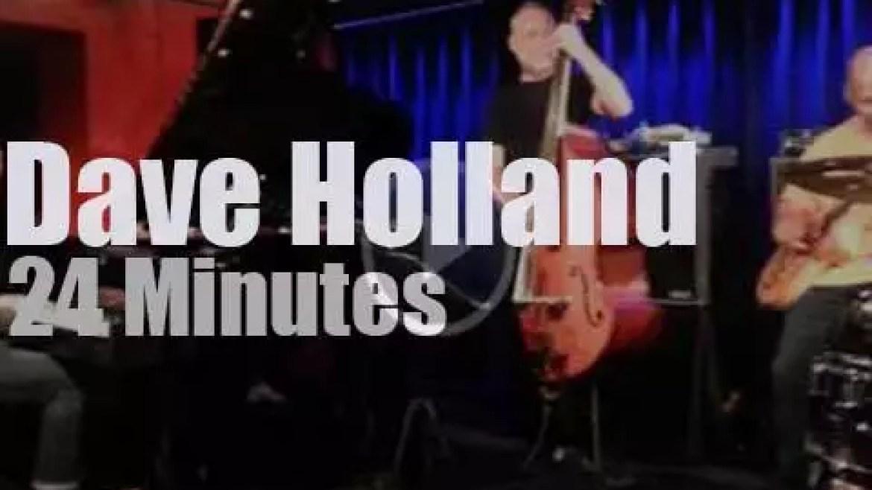 Dave Holland Quartet goes to a Jazz Club(2013)