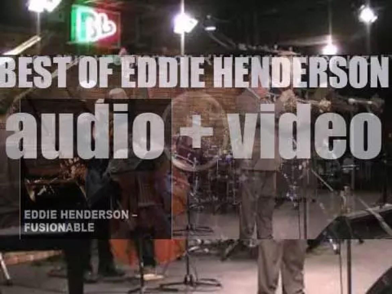 Happy Birthday Eddie Henderson. 'Fusionable'
