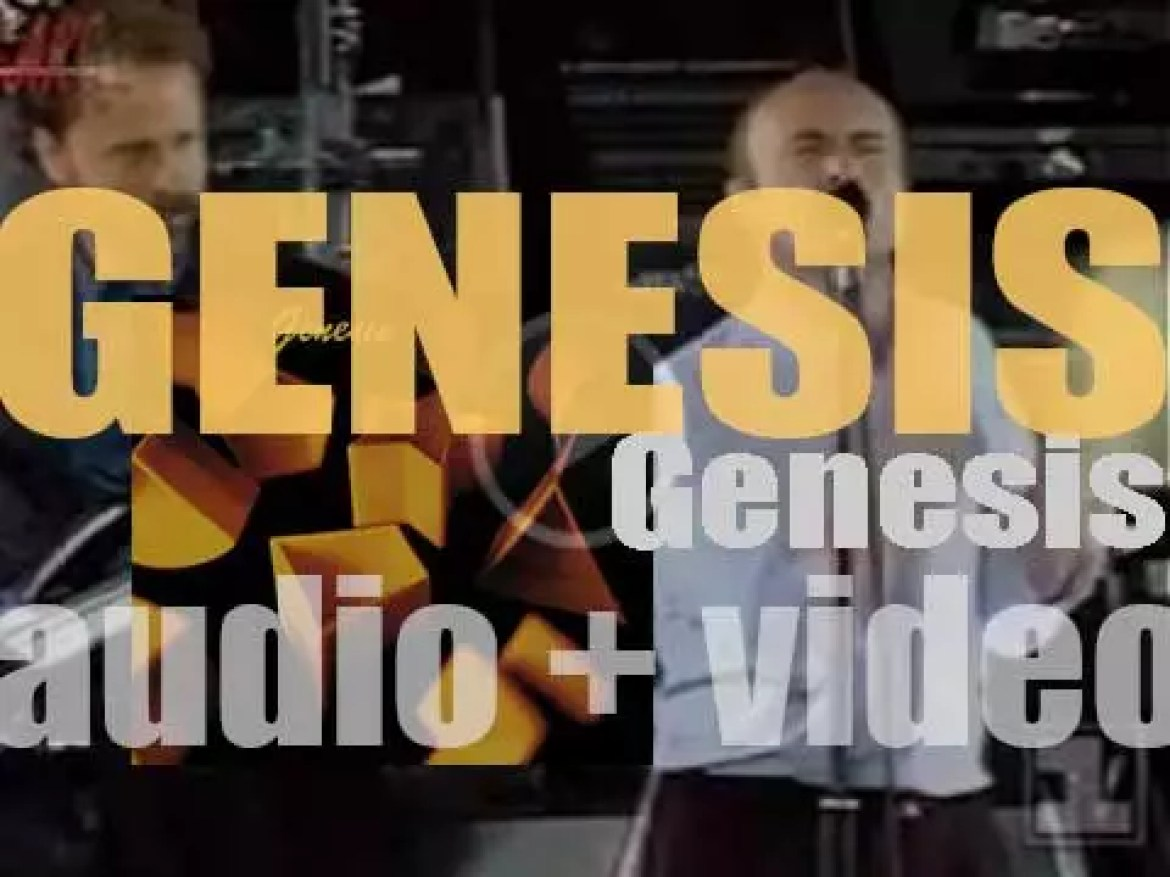 Charisma Records publish 'Genesis,' their eponymous and twelfth album featuring 'Mama' and 'That's All' (1983)