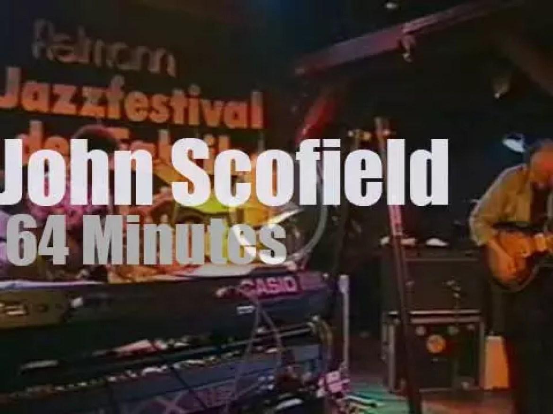 John Scofield Band goes to Hamburg (1988)