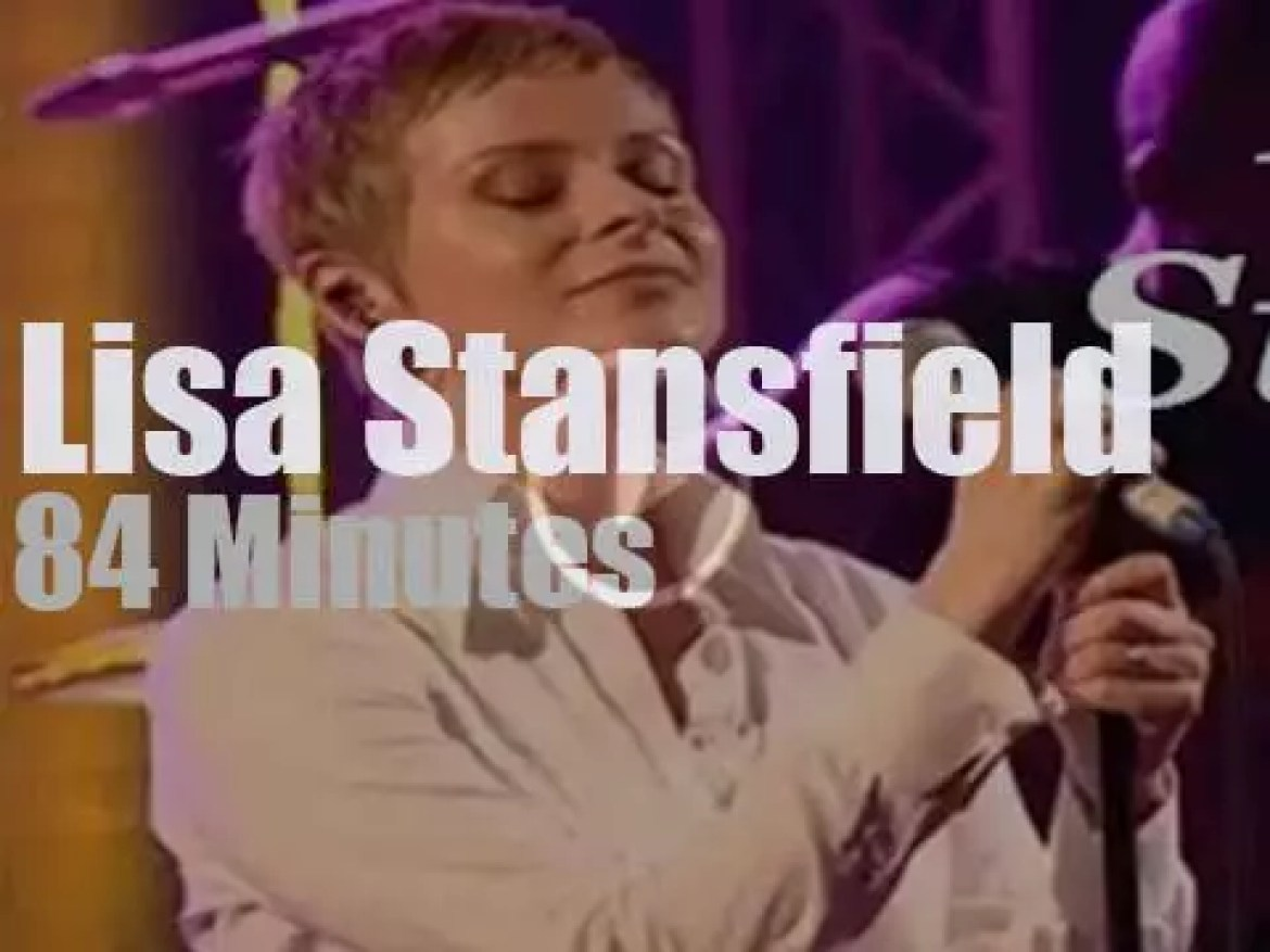 Lisa Stansfield swings at Ronnie Scott's (2002)