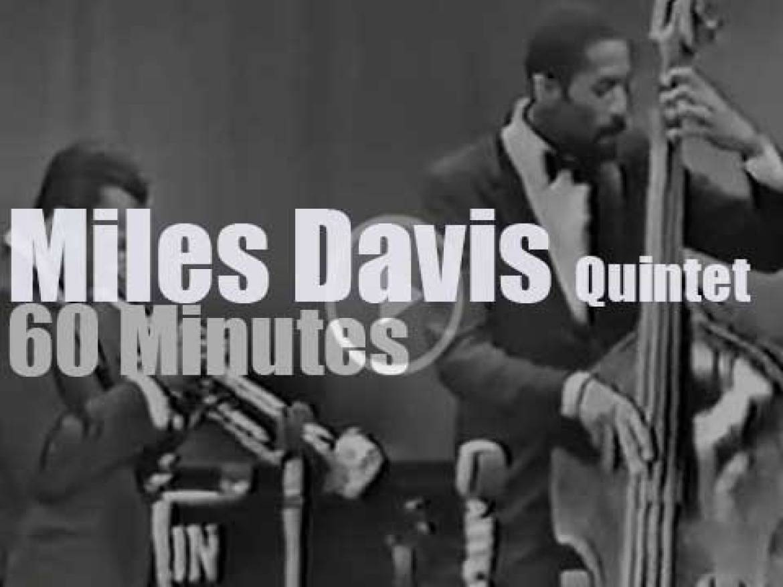 Miles Davis takes his Quintet to Milan (1964)