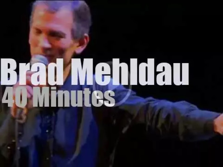 Brad Mehldau plays in Paris (2012)