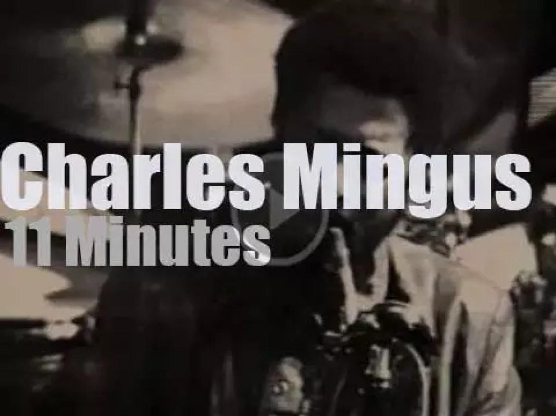 Charles Mingus takes his quintet to Spain (1972)