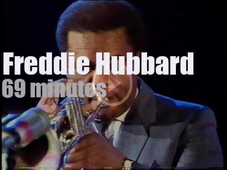 Freddie Hubbard takes his Quintet to Berlin (1985)