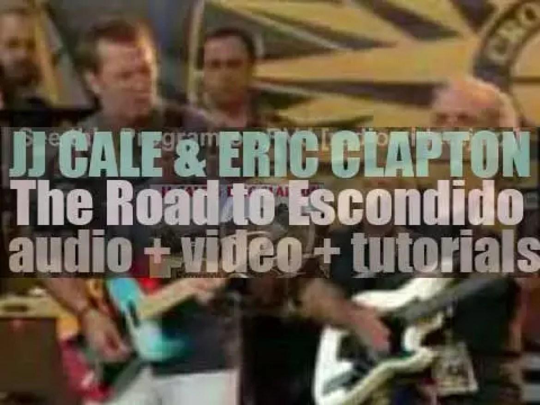 Duck / Reprise publish 'The Road to Escondido,'  a collaboration album by JJ Cale & Eric Clapton (2006)