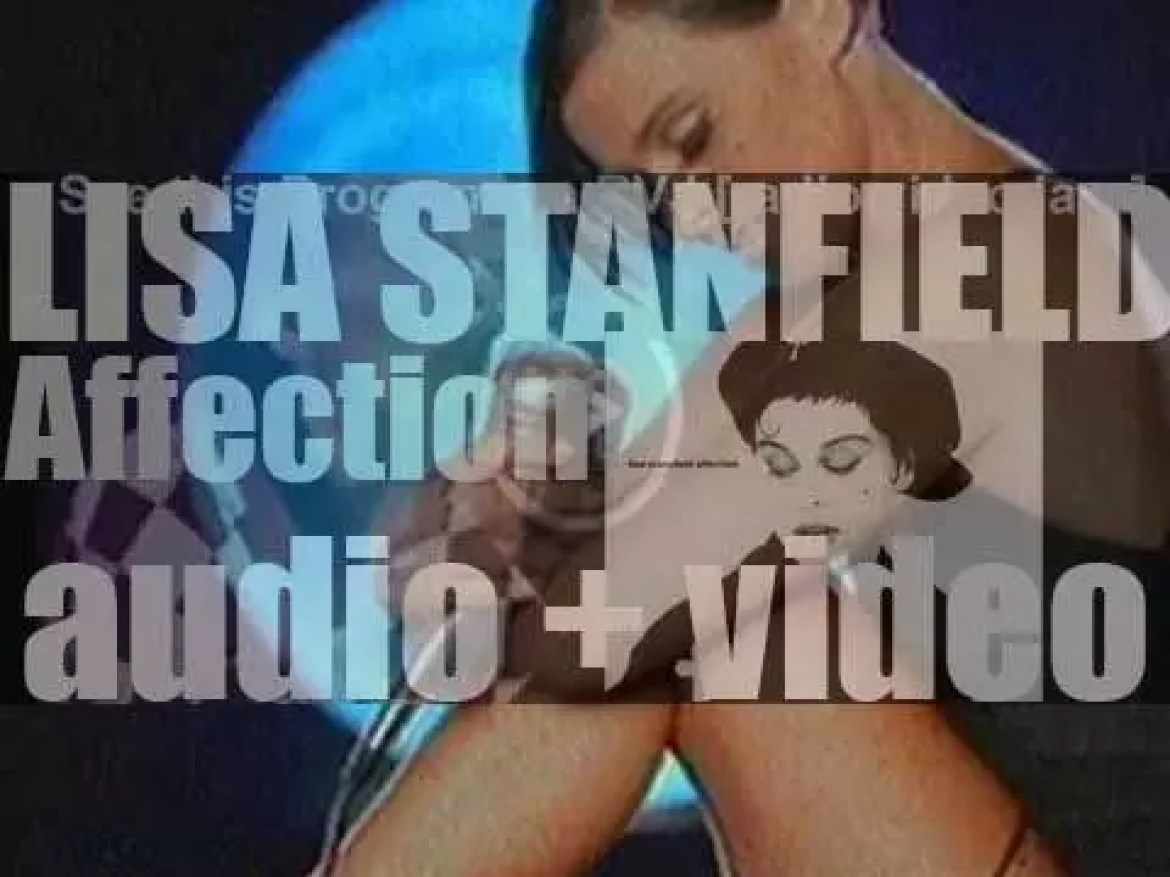 Arista publish Lisa Stansfield's debut album : 'Affection' featuring 'All Around The World' (1989)