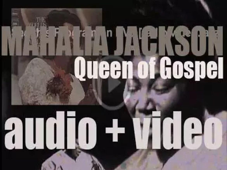 Columbia publish Mahalia Jackson's debut album : 'The World's Greatest Gospel Singer' (1955)
